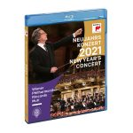 Riccardo Muti & Vienna Philharmonic / New Year's Concert 2021 (BD)