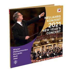 Riccardo Muti & Vienna Philharmonic / New Year's Concert 2021 (3LP)