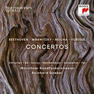 Reinhard Goebel / Beethoven's World – Beethoven, Wranitzky, Reicha, Vorisek: Concertos