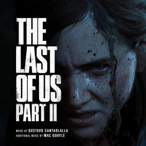 Gustavo Santaolalla / The Last of Us Part II (Original Soundtrack) (2LP)