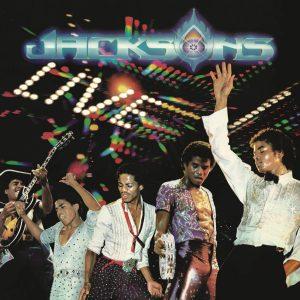 The Jacksons / Live (Vinyl)