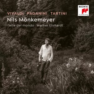 Nils Mönkemeyer & L'arte del mondo/Vivaldi – Paganini – Tartini