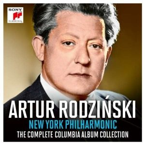 Artur Rodzinski – New York Philharmonic / The Complete Columbia Album Collection (16CD)