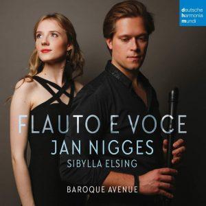 Jan Nigges & Baroque Avenue/Flauto e Voce