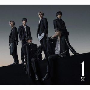 SixTONES / 1ST (Limited Edition A: Rough Stone) CD+DVD
