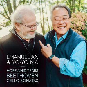 Yo-Yo Ma & Emanuel Ax / Hope Amid Tears – Beethoven: Cello Sonatas (3CD)