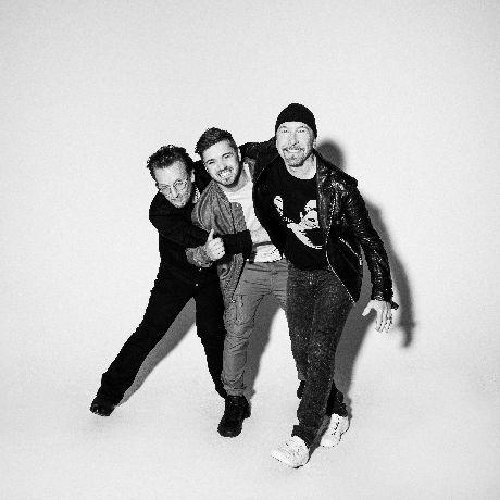 Martin Garrix, Bono & The Edge