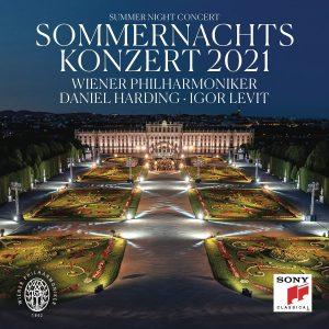 Daniel Harding & Wiener Philharmoniker /  Summer Night Concert 2021