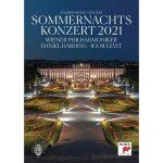 Daniel Harding & Wiener Philharmoniker /  Summer Night Concert 2021 (DVD)