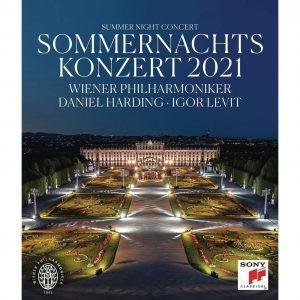 Daniel Harding & Wiener Philharmoniker / Summer Night Concert 2021 (BD)