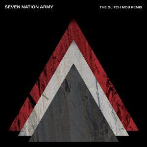 The White Stripes / Seven Nation Army x The Glitch Mob (7 inch Vinyl)
