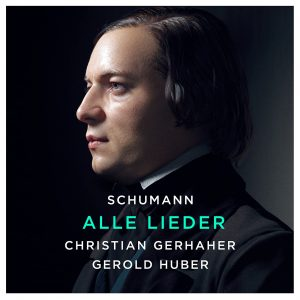 Christian Gerhaher / Schumann: Alle Lieder (11CD)