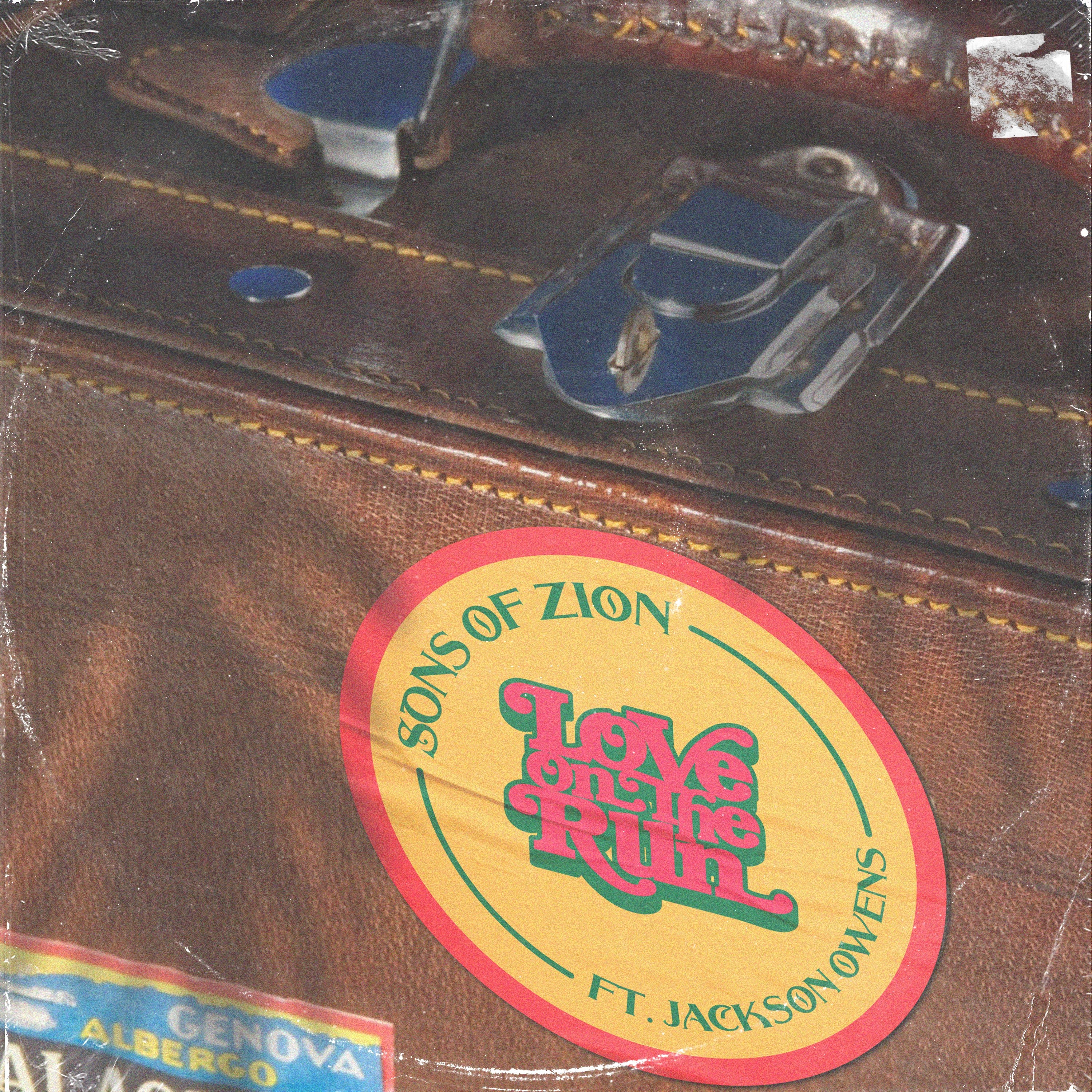 Sonz Of Zion – Love On The Run (Cover Art)