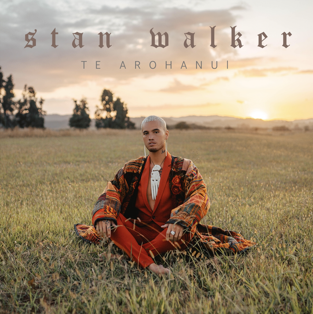 STAN WALKER RELEASES 'TE AROHANUI', HIS FIRST EVER REO MĀORI ALBUM