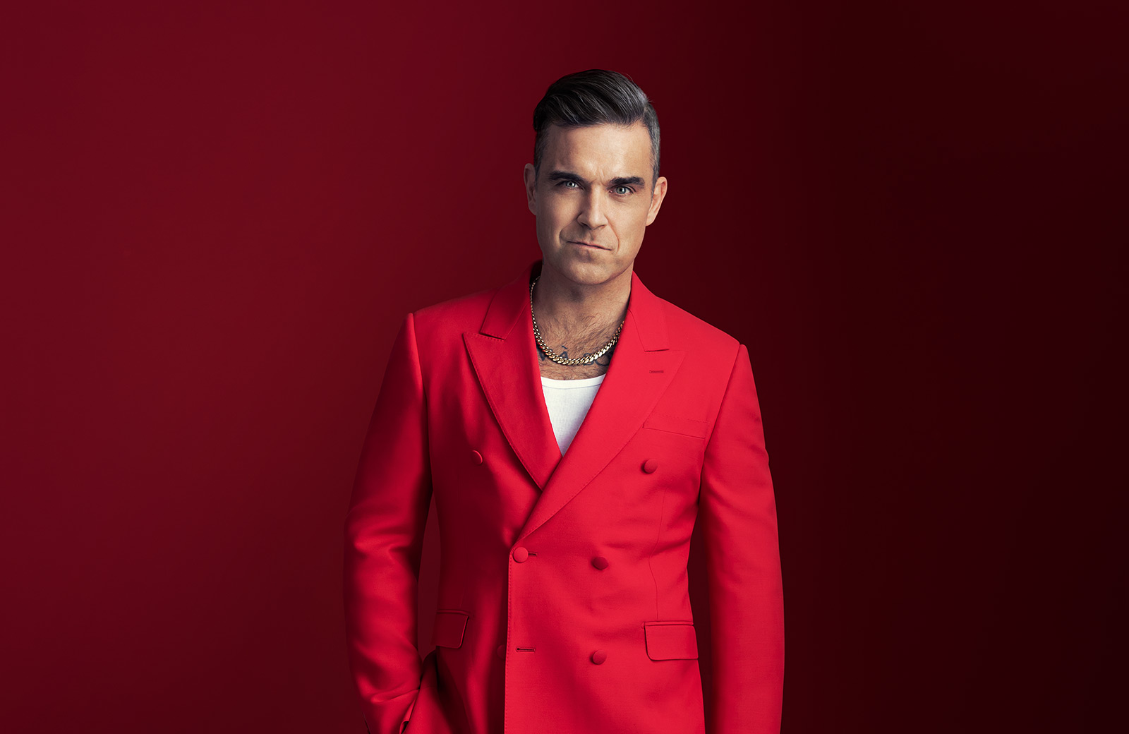 Christmas Albums 2019.Robbie Williams To Release His First Ever Christmas Album