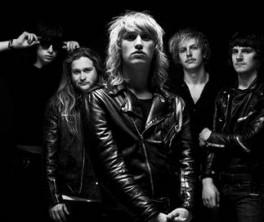 Go Go Berlin debuterer med rockfest