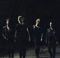 Black City sætter stemningen for 3 Doors Down i Vega