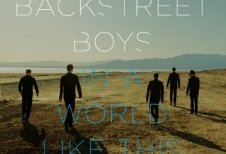 "Backstreet Boys udgiver single og annoncerer nyt album ""In A World Like This"""