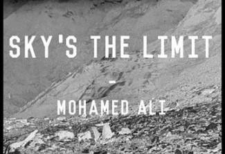 Mohamed Ali rækker ud efter himlen på ny single