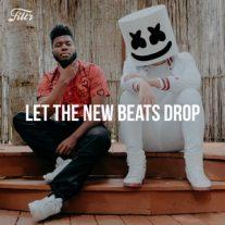 Let the new beats drop
