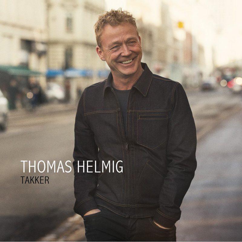 Nyt album fra Thomas Helmig ude nu