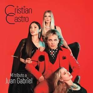 """Cristian Castro presenta """"Mi tributo a Juan Gabriel"""""""