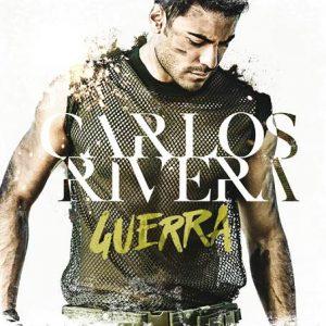"""Carlos Rivera publica hoy su nuevo disco """"Guerra"""""""