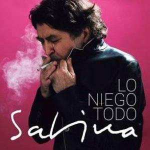 """Joaquín Sabina vuelve a Madrid con la gira """"Lo niego todo"""" el 16 de junio"""