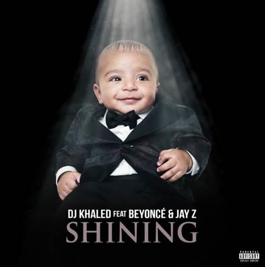 """DJ Khaled sorprende al mundo con el lanzamiento de su nuevo single """"Shining"""" Ft. Beyoncé y Jay Z"""