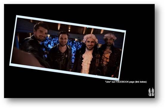 """2Cellos lanzan el videoclip de """"Whole Lotta Love"""""""