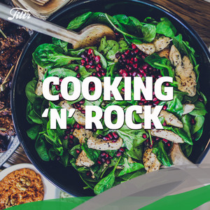 Cooking Music 'N' Rock Songs!? 'Music for Cooking & Rocking'