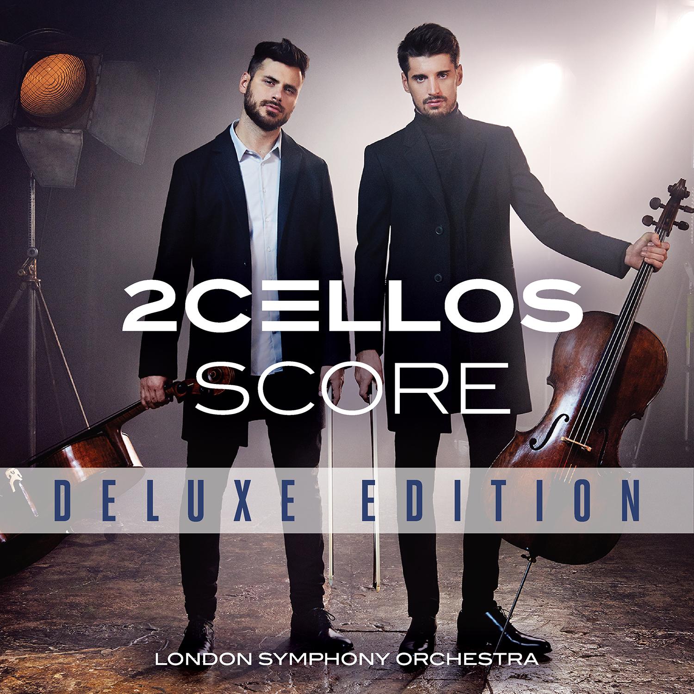El famoso dúo 2Cellos lanza su nuevo CD junto a un DVD en vivo grabdo en la Ópera de Sydney