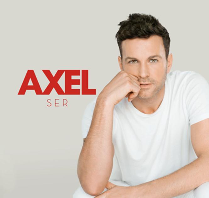 """Axel, el artista No.1 del pop argentino, lanza hoy su nuevo disco """"Ser"""" en España"""