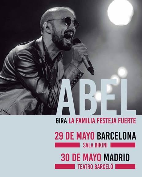 Abel Pintos regresa a España en mayo para ofrecer dos conciertos