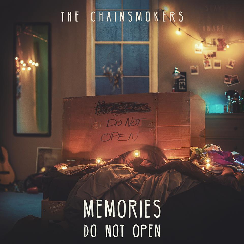 """""""Memories… Do Not Open"""", el nuevo álbum de The Chainsmokers, mañana a la venta"""