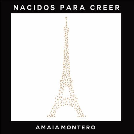 """Amaia Montero publica hoy su nuevo álbum """"Nacidos para creer"""" y ya es No.1 en iTunes en varios países"""