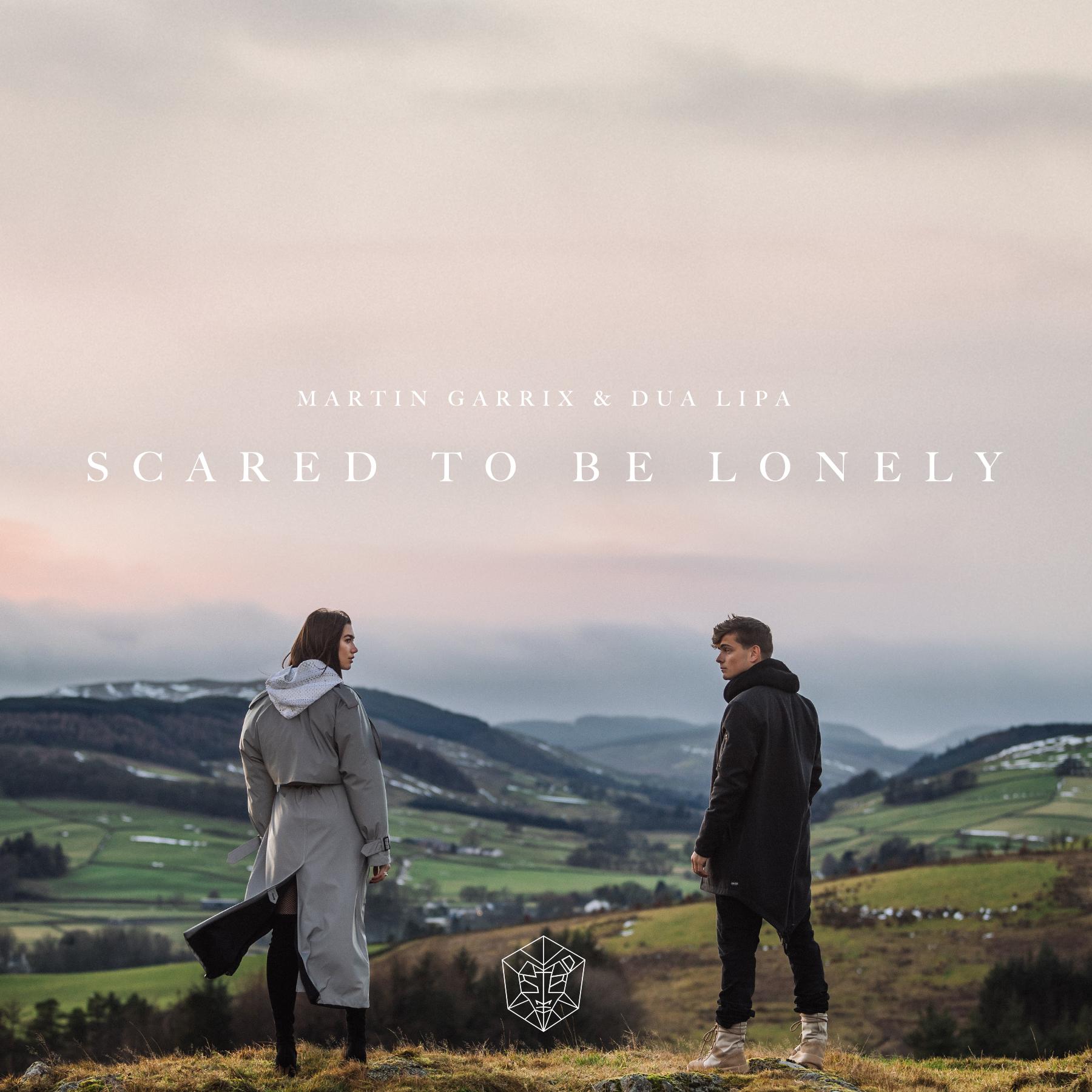 "Martin Garrix y Dua Lipa lanzan su nuevo single ""Scared To Be Lonely"""