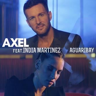 """El cantante argentino Axel lanza su nuevo single """"Aguaribay"""", junto a India Martínez"""