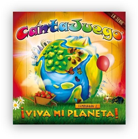 """Cantajuego estrena """"Jugar o no jugar"""", el primer episodio de ¡Viva Mi Planeta 2!"""
