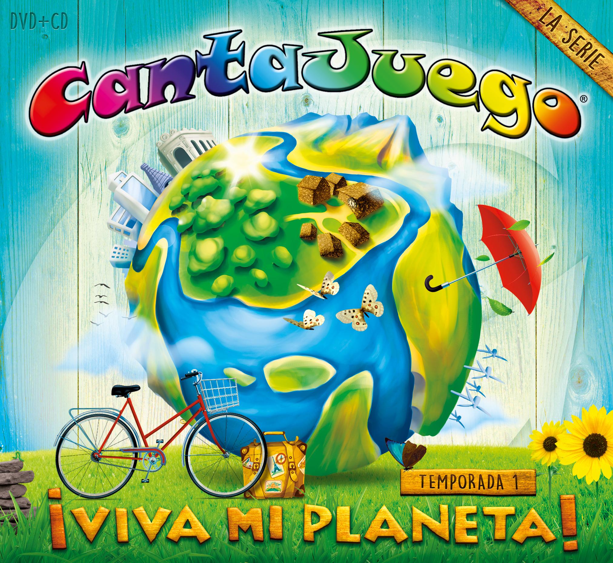 """Ya puedes ver """"Un picnic sensacional"""", un nuevo videoclip de """"¡Viva mi planeta!"""", el nuevo CD+DVD de Cantajuego"""