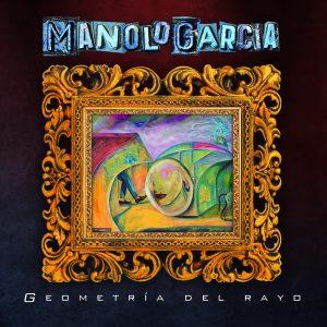 """Ya a la venta """"Geometría del rayo"""", el séptimo disco de Manolo García"""