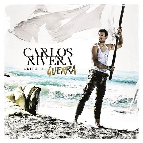"""Carlos Rivera estrena """"Grito de Guerra"""", nuevo adelanto de su próximo álbum de estudio"""