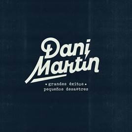 """Dani Martín lanza """"Grandes éxitos y pequeños desastres"""", una caja de lujo con toda su discografía en CD y vinilo"""