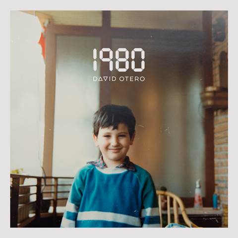 """David Otero lanza su nuevo álbum """"1980"""""""