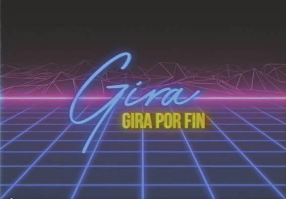 """David Otero lanza hoy su nuevo single """"Gira"""", a una semana de la publicación de su esperado álbum """"1980"""""""