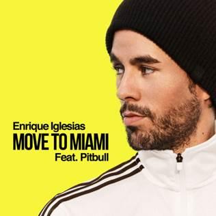 """Enrique Iglesias estrena su nuevo single """"Move To Miami"""" feat. Pitbull"""