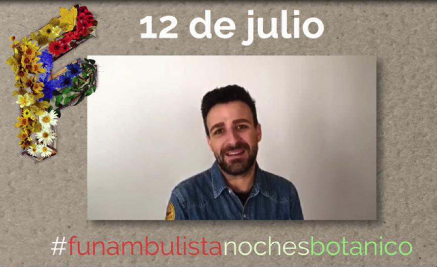"""Funambulista ofrecerá un concierto especial en """"Las noches del Botánico"""" el 12 de julio en Madrid"""