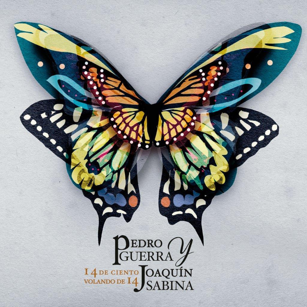 Pedro Guerra lanza las dos primeras canciones de adelanto de '14 de Ciento Volando de 14′, su álbum con Joaquín sabina