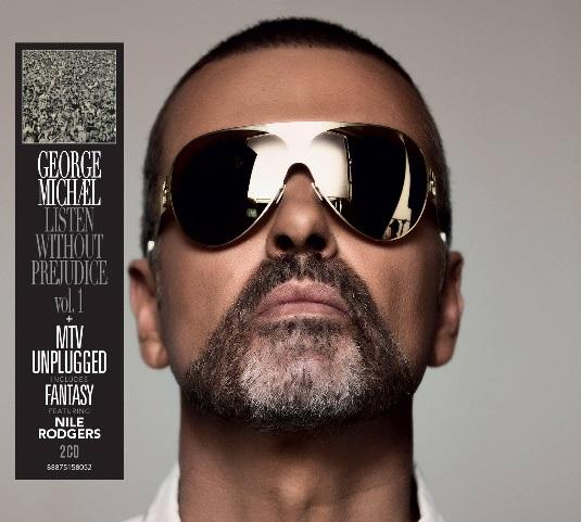 """""""Listen Without Prejudice/MTV Unplugged"""", la reedición del legendario álbum de George Michael sale a la venta el 20 de octubre"""