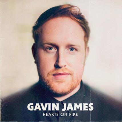 """Gavin James publica el EP """"Hearts On Fire"""""""